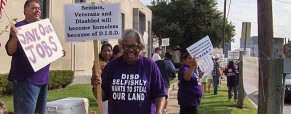Residents Fighting DISD Over Eminent Domain